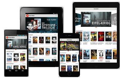 Readfy EBooks kostenlos per App lesen