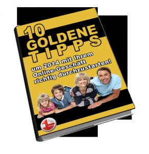 Geld verdienen im Internet 2014: 10 Goldene Tipps