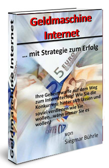 Gratis-Report: Geldmaschine Internet