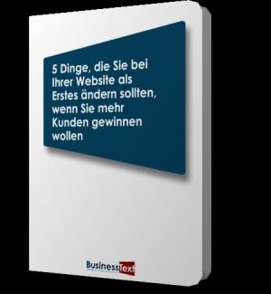 Kostenlose EBook: Mehr kunden gewinnen
