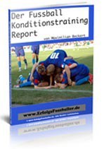 "Gratis-Report ""Fussball Kondtionstraining"""